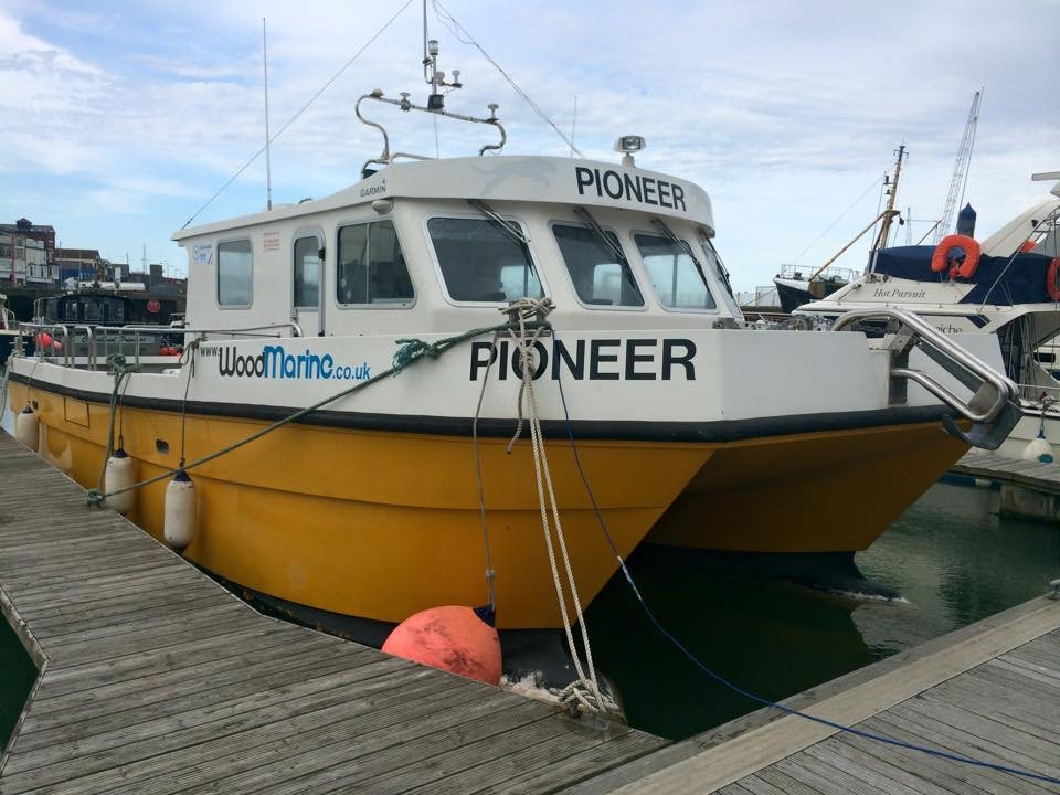 Wood Marine Workboats - Pioneer