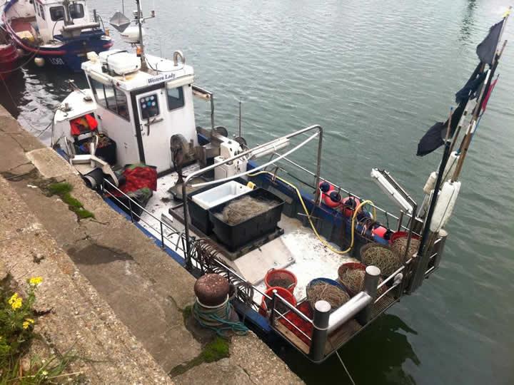 Guard Vessel Charters - Wood Marine Workboats