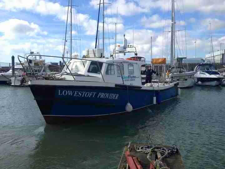 Wood Marine Workboats - Lowestoft Provider
